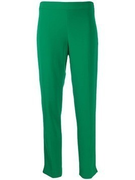 P.A.R.O.S.H. slim fit trousers - Green