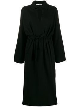 Barena Demetra midi dress - Black