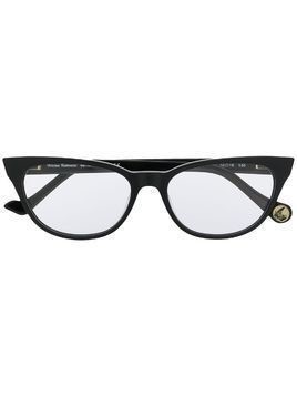 Vivienne Westwood Anglomania cat-eye glasses - Black