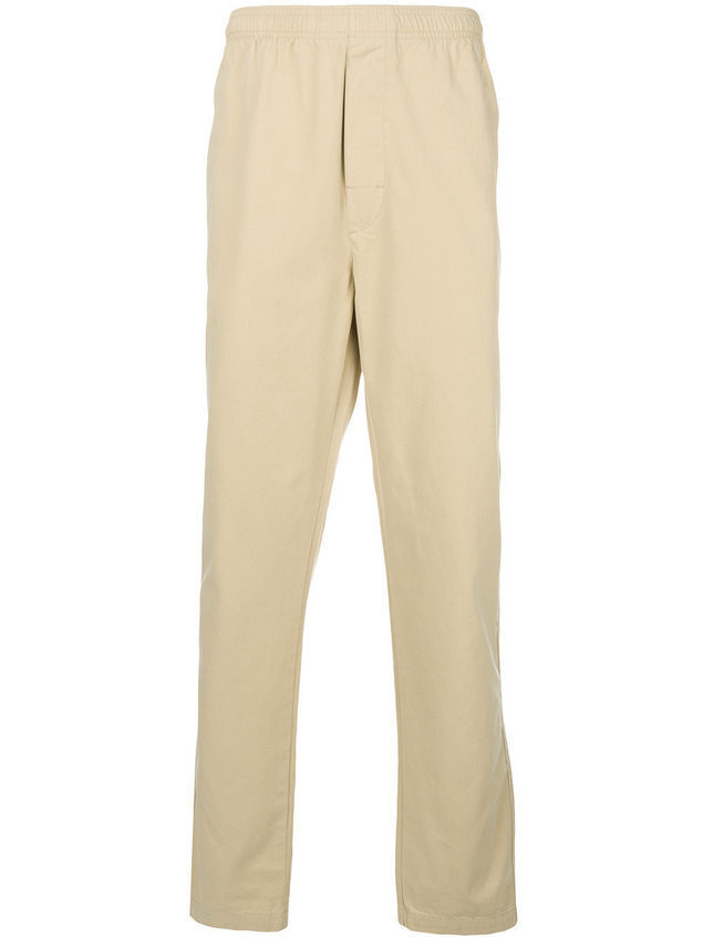Stussy straight leg trousers - Nude & Neutrals