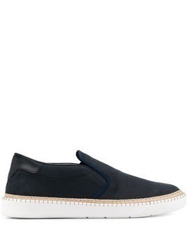 Hogan slip-on sneakers - Blue