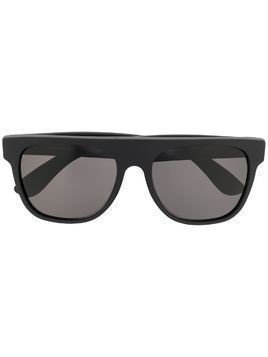 Retrosuperfuture Super flat-top sunglasses - Black