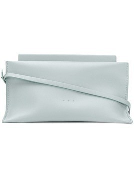 Aesther Ekme Slope clutch - Blue
