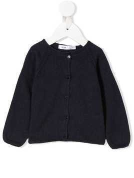 Knot basic knitted cardigan - Blue