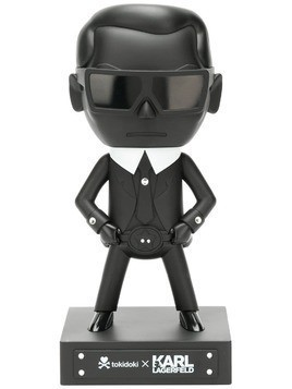 Karl Lagerfeld Toki Doki - Mr Black&White toy