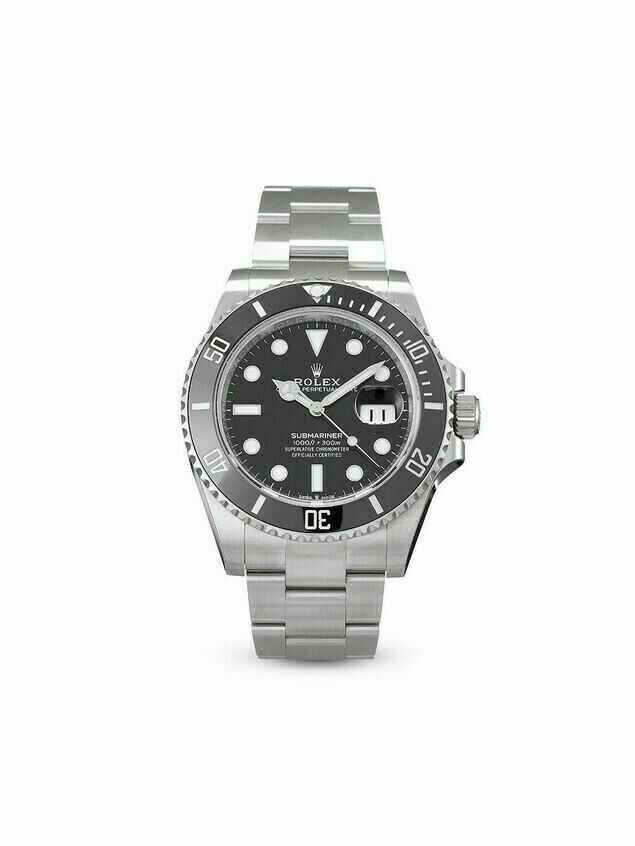 Rolex 2020 unworn Submariner Date 41mm - Black