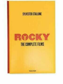 TASCHEN Rocky: The Complete Films - Yellow