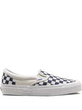 Vans og classic slip-on sneakers - White