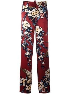 Dsquared2 'Blossom' print trousers