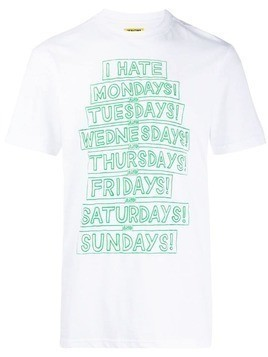 Chinatown Market I Hate T-shirt - White