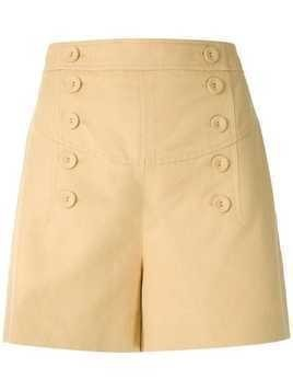Nk Color Ryan shorts - Yellow