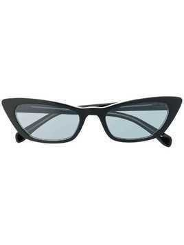 Miu Miu Eyewear cat-eye frame sunglasses - Black
