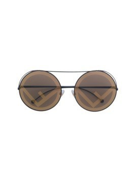 Fendi Eyewear Run Away sunglasses - Black