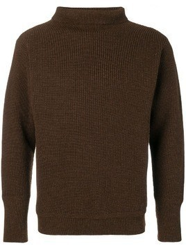 Andersen-Andersen ribbed sweater - Brown
