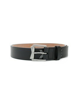 Lanvin classic buckle belt - Black