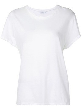 Fine Edge round neck T-shirt - White