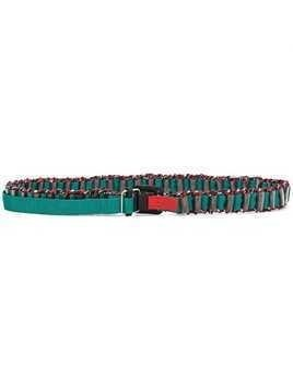 Kolor colour-block belt - Multicolour