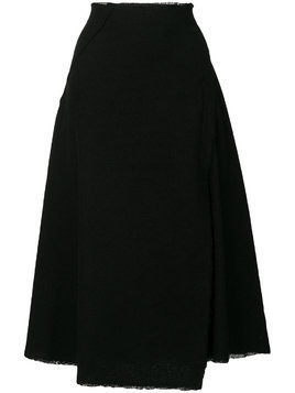 Theory A-line skirt - Black