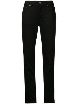 Acne Studios Melk high waist jeans - Black