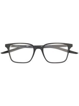 Nike rectangular optical glasses - Black