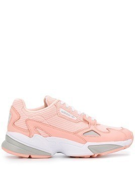 adidas panelled sneakers - PINK