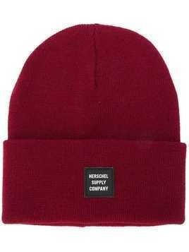 Herschel Supply Co. rolled beanie - Red