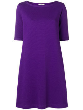 Charlott short A-line dress - Purple