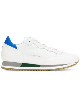 Philippe Model - Paradis sneakers - Herren - Leather/Cotton/rubber - 41 - White