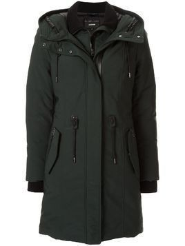 Mackage padded hooded parka - Green