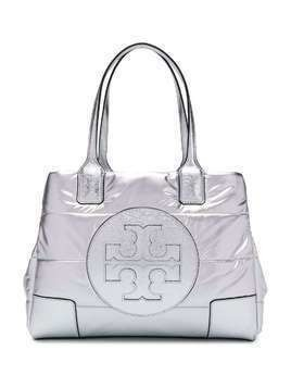 Tory Burch Ella puffer tote bag - Grey