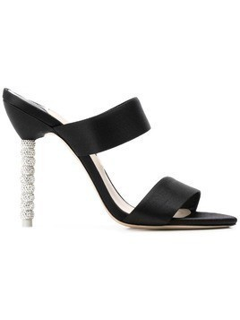 Sophia Webster Rosalind heeled mules - Black