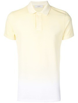 Pringle Of Scotland faded polo shirt - Yellow