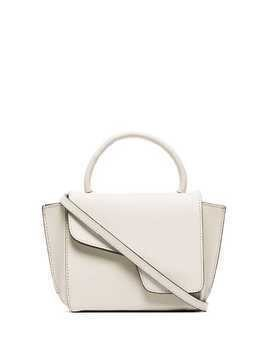 Atp Atelier Montalcino cross-body bag - White