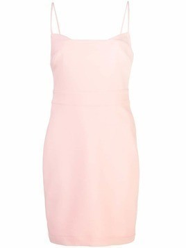 Likely slim-fit mini dress - Pink