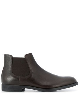 Fratelli Rossetti elasticated side panel boots - Brown