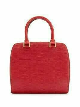 Louis Vuitton 1998 pre-woned Pont Neuf tote - Red