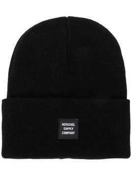 Herschel Supply Co. rolled beanie - Black