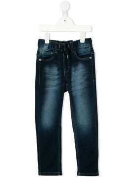 Molo light-wash skinny jeans - Blue