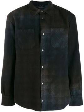 Mauna Kea Check shirt - Black