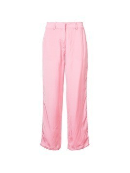 Sies Marjan Willa washed trousers - Pink&Purple