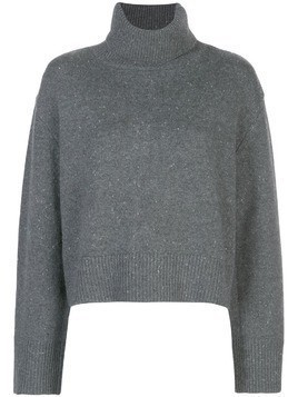 Co roll neck sweater - Grey