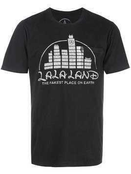 Local Authority LaLaLand T-shirt - Black