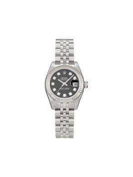 Rolex 2014 pre-owned Lady-Datejust 26mm - Black