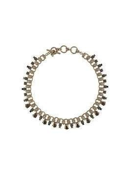 Marchesa Notte Sweet Soiree collar necklace - Gold