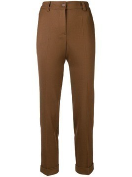 P.A.R.O.S.H. basic leggings - Brown