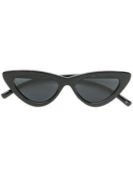 Le Specs Le Specs x Adam Selman The Last Lolita sunglasses - Black