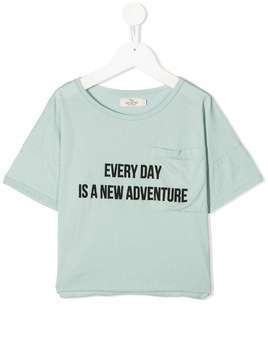 Andorine TEEN Every Day T-shirt - Green