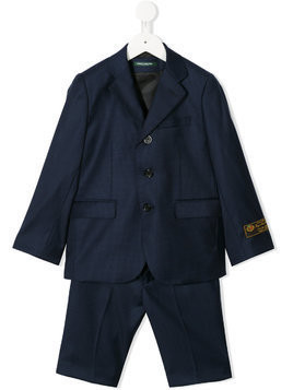Miki House three piece suit - Blue
