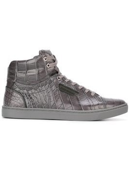Dolce & Gabbana hi-top sneakers - Grey