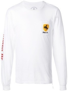 Local Authority Rodeo T-shirt - White